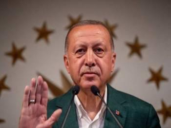 Kekalahan itu memberi tamparan hebat kepada parti pimpinan AKP. - Foto: AFP
