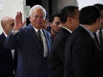 Najib -Foto Bernama
