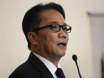 Liew Vui Keong. Foto sumber internet