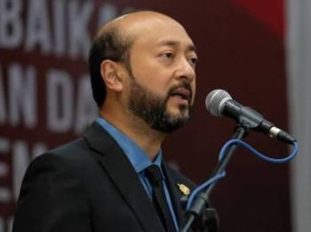 Mukhriz ketika berucap merasmikan bengkel penambahbaikan prosedur pemajuan dan bayaran-bayaran pemajuan negeri Kedah, yang berlangsung selama tiga hari.