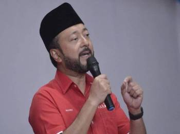 Mukhriz Mahathir  -  Foto Bernama