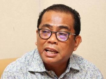 Naib Presiden UMNO, Datuk Seri Mohamed Khaled Nordin.
