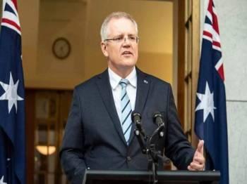 Perdana Menteri Australia Scott Morrison.