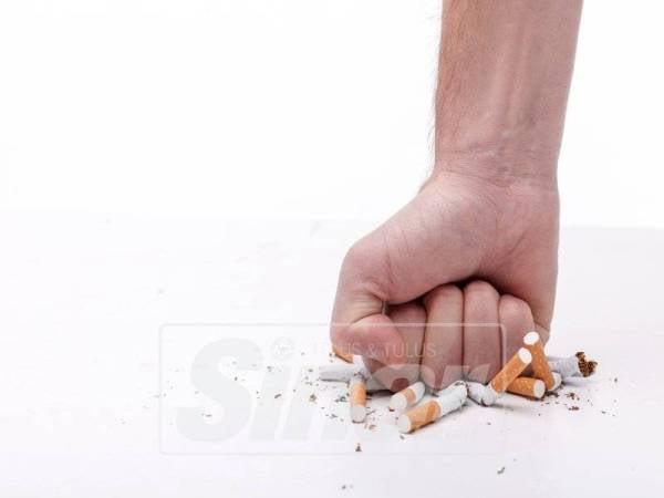 Menjauhkan diri daripada orang yang merokok