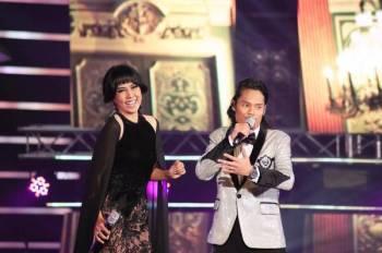 Penyanyi, Datuk Syafinaz Selamat dan protege, Lazarul