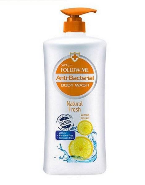 Follow Me Anti-Bacterial Body Wash