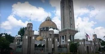 Masjid Diraja Sultan Suleiman, Klang dahulunya pernah menjadi masjid negeri Selangor. -FOTO: INTERNET.