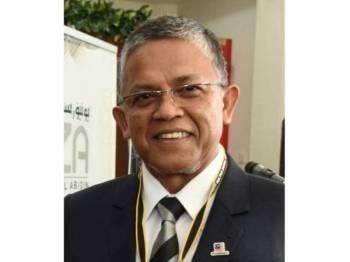 Naib Canselor UniSZA, Prof Datuk Dr Basri Hassan Awang Mat Dahan