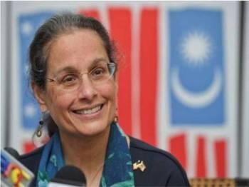 Duta Amerika Syarikat ke Malaysia Kamala Shirin Lakhdhir - Foto Bernama