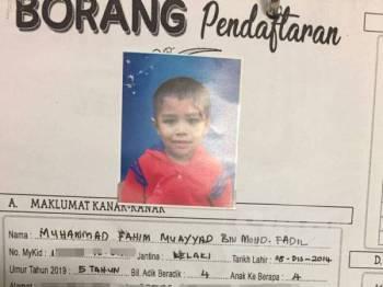 Kehilangan seorang kanak-kanak di Putrajaya petang tadi akhirnya terjawab apabila ditemui dalam bas.