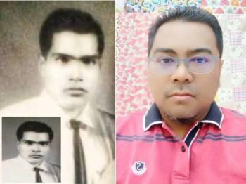 Badrul Hisham mencari bapanya yang dilaporkan hilang sejak 33 tahun lalu. ( Ahmad diklasifikasikan sebagai orang hilang selepas dia gagal ditemui setelah bot dinaiki dipukul ribut di Tanjung Dawai pada 17 Januari 1986)