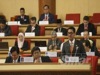 Ahmad Faizal menjelaskan jumlah PATI di Perak yang diusir ke negara asal mereka pada tahun 2018 melebihi 3,000 orang.