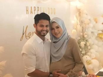Hairul Azreen & Hanis Zalikha