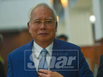 Najib - Foto Sinar Harian Sharifudin Abdul Rahim