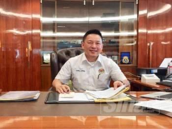 Darell ketika ditemui wartawan Sinar Harian pada satu sesi wawancara khas di Putrajaya, baru-baru ini.