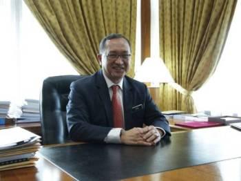 Ketua Pengarah Pelajaran, Datuk Dr Amin Senin