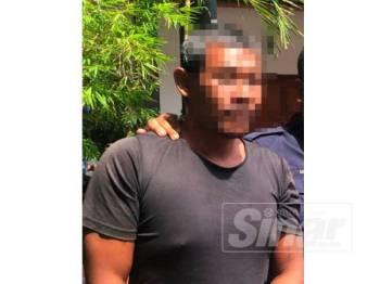 Supardi Samah, 39,  dihukum penjara penjara dua tahun dan denda RM3,000 oleh Mahkamah Sesyen di sini, hari ini, kerana kesalahan membakar motosikal adiknya.