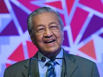 Tun Mahathir - Bernama