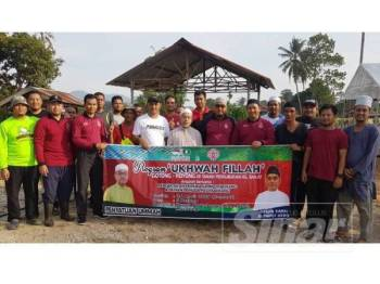 Pemuda UMNO dan Pas Machang jayakan Program Ukhuwah Fillah bagi mengukuhkan semangat kebersamaan antara kedua belah pihak seterusnya merealisasikan penyatuan ummah.