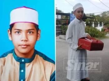Umair Fayed Mahadhir, 13 dan Armand Zafran Musa,14 antara yang dilaporkan hilang.