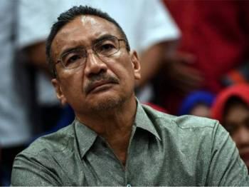 Hishammuddin Tun Hussein