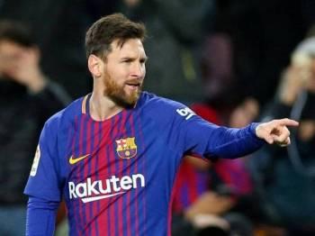 Lionel Messi. - FOTO REUTERS