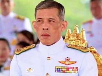 Raja Maha Vajiralongkorn menaiki takhta pemerintahan sejurus selepas kemangkatan ayahandanya pada 2016. Foto: AFP