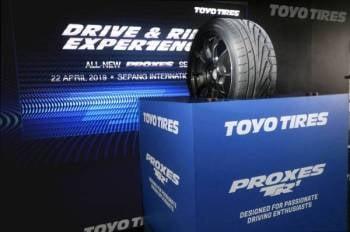 Proxes TR1 boleh dibeli di seluruh Malaysia dari 74 pusat Jualan dan Perkhidmatan Setempat Toyo Tyres, yang menawarkan peralatan otomotif yang canggih, ruang parkir yang luas, dan bilik menunggu berhawa dingin.