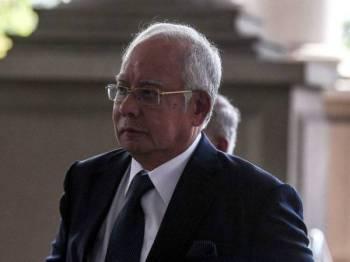Najib Tun Razak - Foto Bernama