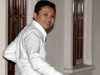 Amirul Imran Ahmat - Foto Bernama