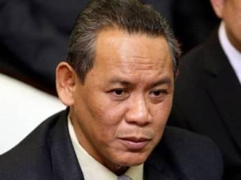 Datuk Seri Aminuddin Harun