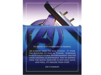 Avengers: Endgame FOTO : INSTAGRAM