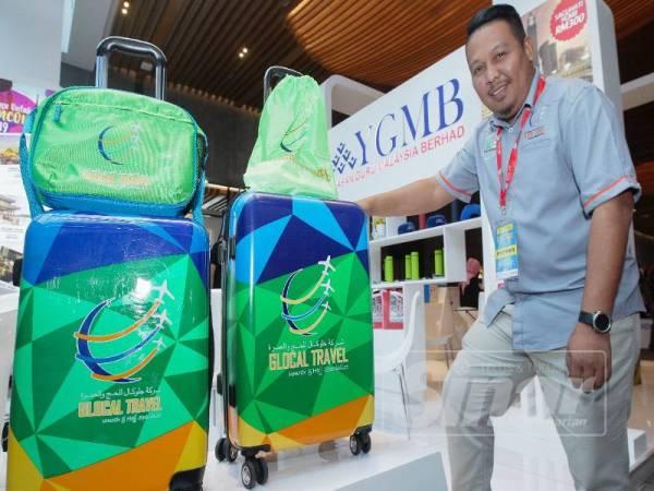 Beg khas untuk peserta Yayasan Guru Malaysia Berhad (YGMB) Travel & Tour Sdn. Bhd.