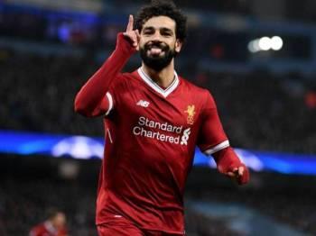 Mohamed Salah. Foto: Getty Images