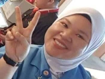 Siti Kharina Foto: Sumber Fb Bernama
