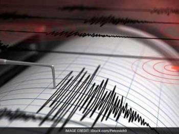 Gempa bumi berkekuatan 6.1 magnitud yang melanda Panama semalam mencederakan sekurang-kurangnya lima oran. - Gambar Hiasan