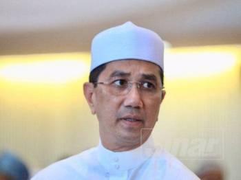 Majlis Iftar Ramadan Risda 2019 bersama Menteri Hal Ehwal Ekonomi, Datuk Seri Mohamed Azmin Ali di Auditorium Sultan Ahmad Shah, Ibu Pejabat Risda Kuala Lumpur di sini hari ini. - FOTO ZAHID IZZANI