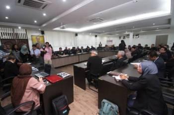 Mesyuarat Jawatankuasa Permuafakatan JPN Perak bersama PDRM 2019 diadakan dua kali setahun untuk membantu pelajar-pelajar sekolah.