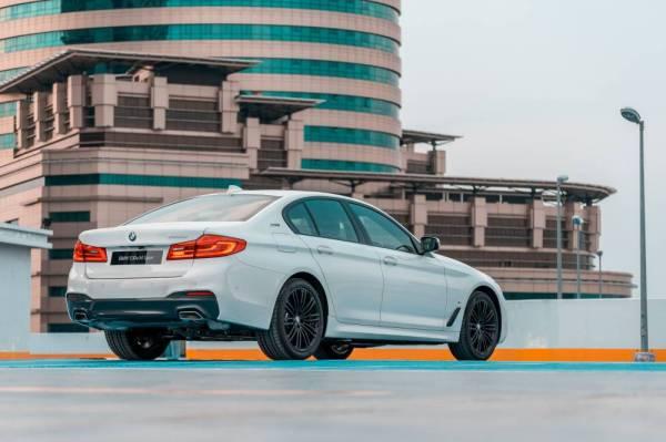 BMW 530e M Sport.