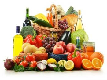 Makanan organik lebih baik untuk dimakan.