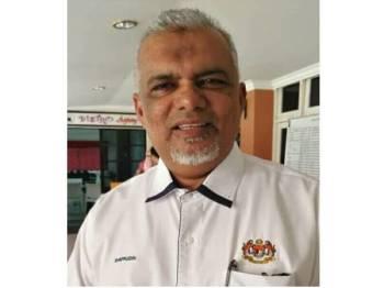 Shafruddin Ali Hussin
