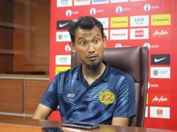 Yusri anggap tiga gol awal Negeri Sembilan membunuh semangat juang pemain Kelantan, pada pertemuan Liga Premier di Paroi, malam tadi.