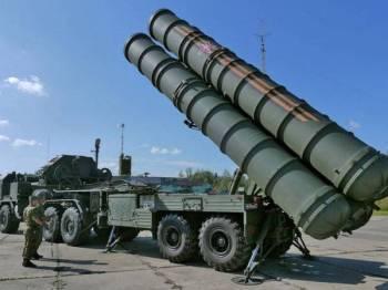 Sistem pertahanan peluru berpandu S-400 bakal dihantar ke Turki menjelang Julai ini.