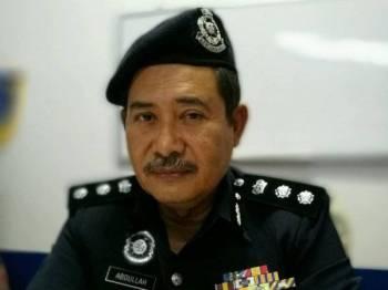 Ketua Polis Daerah Pasir Mas