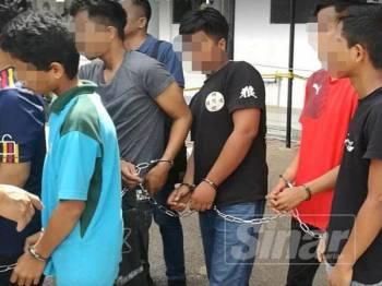Lima ditahan termasuk tiga pelajar maahad tahfiz berhubung kehilangan peti besi sekolah mereka.