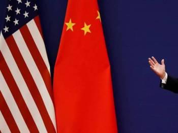 Perang perdagangan AS-China - Gambar hiasan