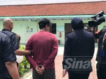 Remaja berusia 16 tahun dibawa ke Mahkamah Majistret Ipoh hari ini atas dakwaan merogol kanak-kanak berusia 5 tahun.