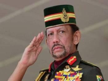 Sultan Brunei Sultan Hassanal Bolkiah