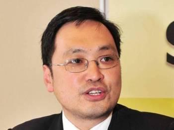 Chong Chieng Jen - Foto theborneopost.com