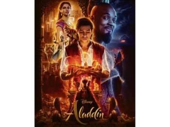 Poster filem Aladdin